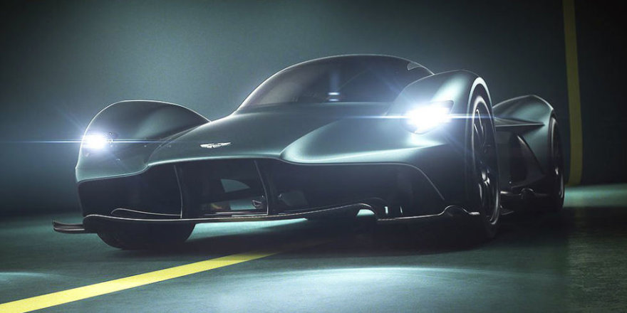 """Aston Martin Valkyrie"""