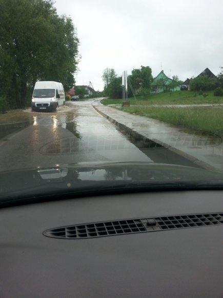 Žiežmariai po audros