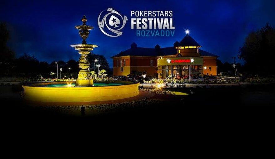 PokerStars festivalis Rozvadove / organizatorių nuotr.
