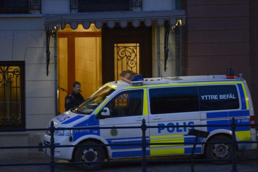 Švedijos policija
