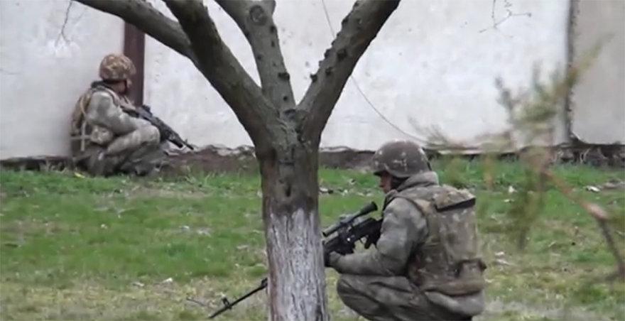 """Ukrainos kariai užėmė navigacijos stotį """"Mars 75"""""""