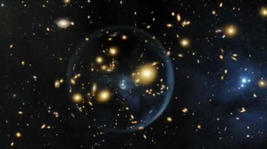 Tamsioji medžiaga sudaro didžiąją dalį visatos masės ir laikoma pagrindine jos statybine medžiaga.
