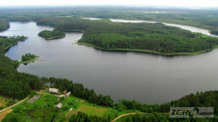 Lietuva iš oro: Joniškio apylinkės