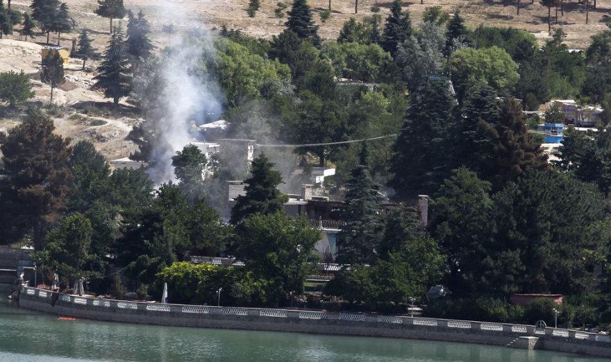 Talibano ataka Kabule