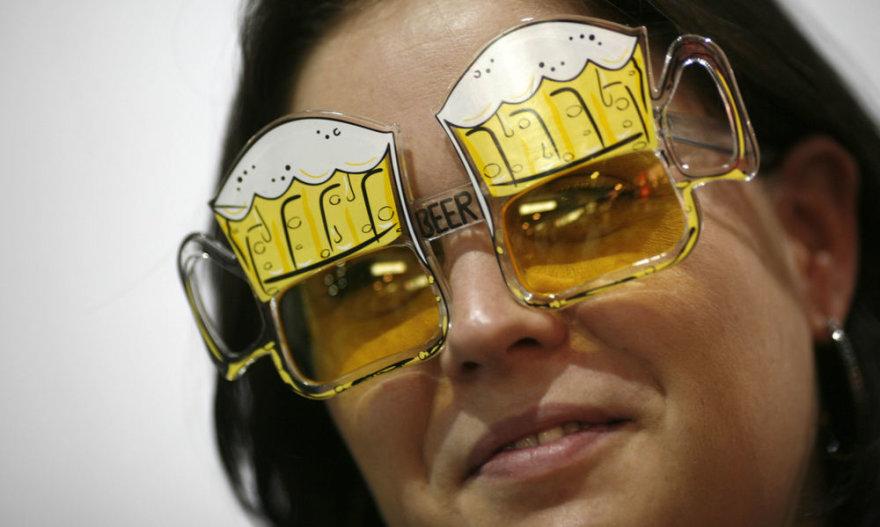 Alaus mėgėjai neturėtų praleisti britų alaus festivalio