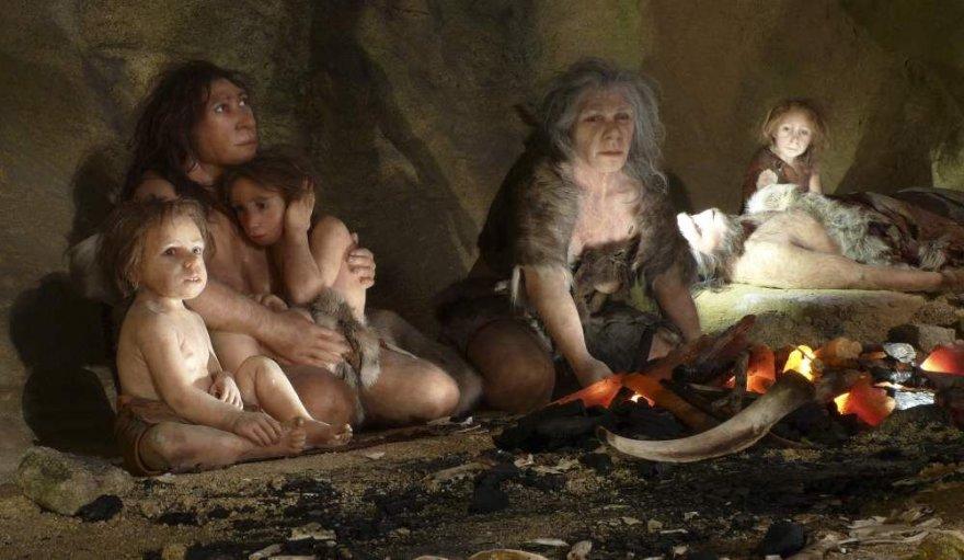Neandertaliečių šeima