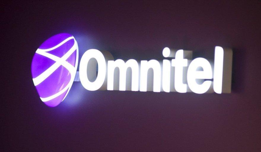 """Omnitel"" logotipas"