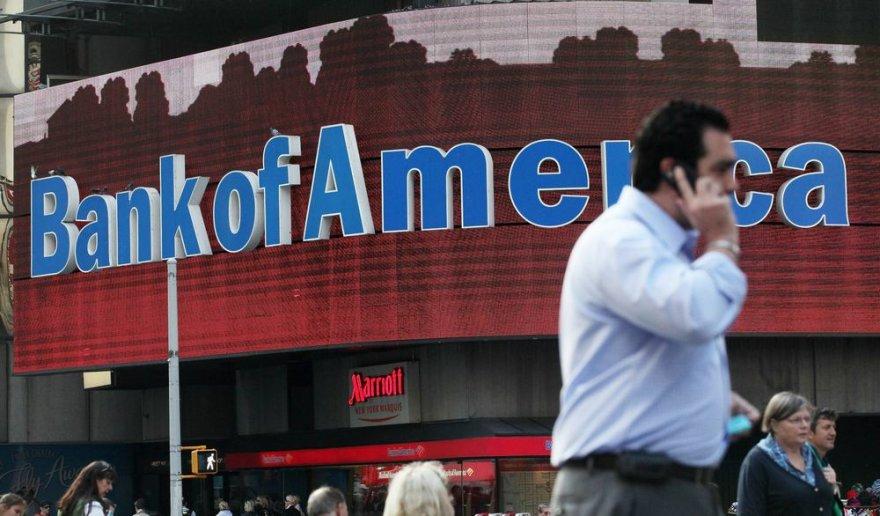 """Bank of America"""