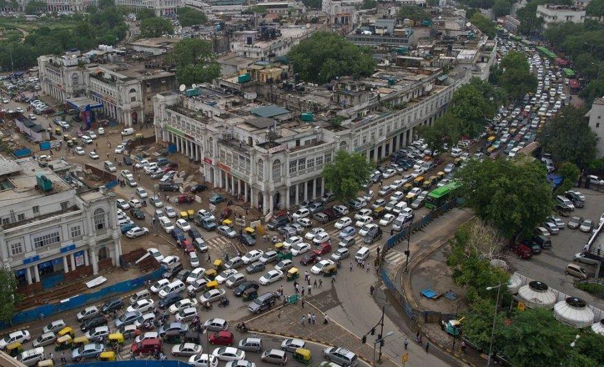 7. Delis, Indija
