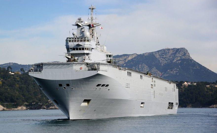 """Laivas """"Mistral"""""""