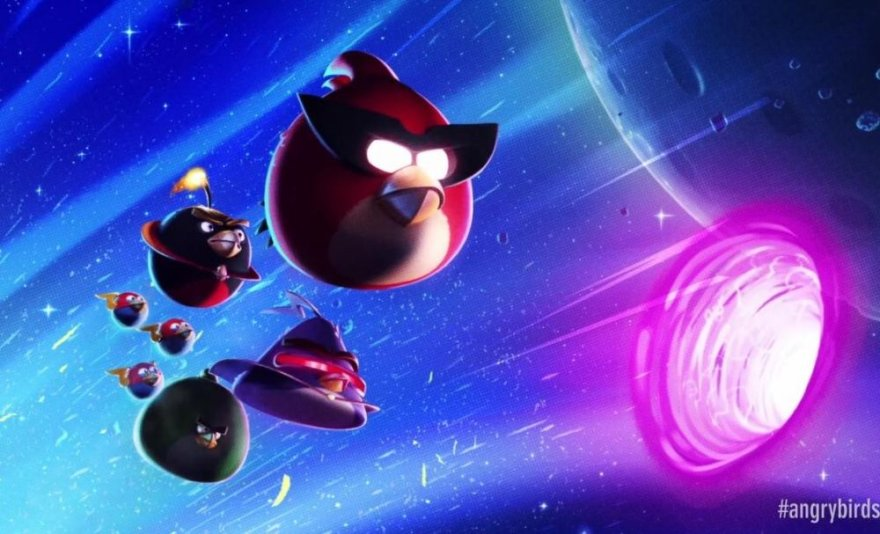 """""""Angry Birds Space"""""""