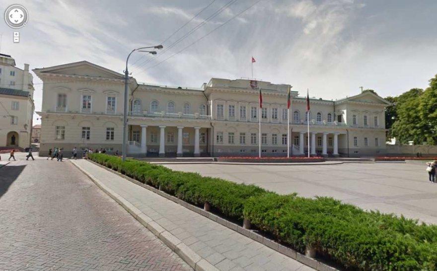 Prezidentūra (Vilnius)