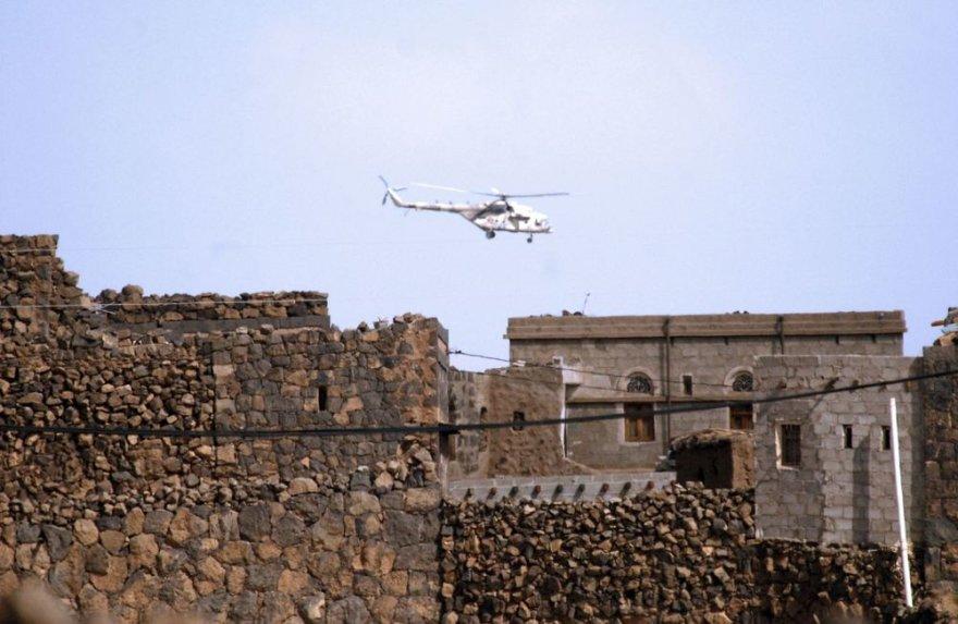 Sraigtasparnis Jemene