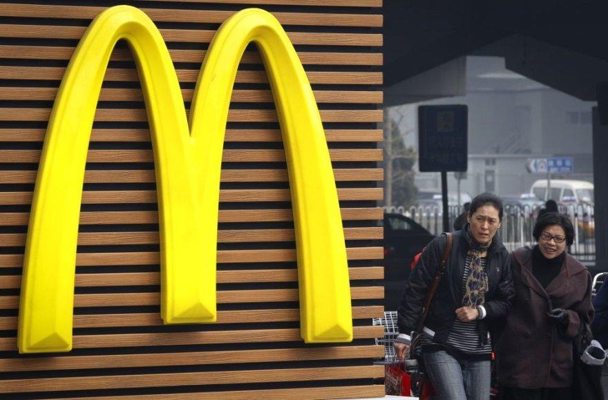 """""""McDonald's"""" logotipas"""