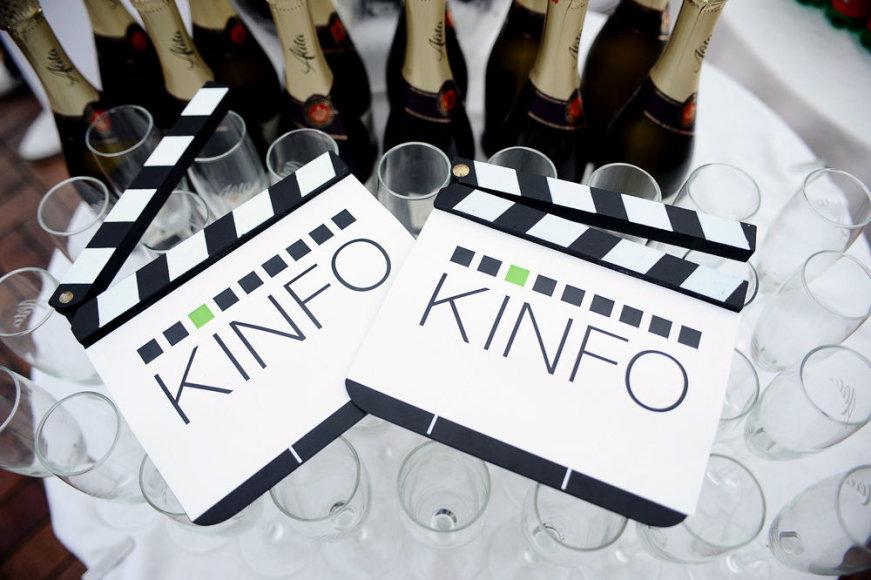 """Laidos """"Kinfo"""" pristatymas"""