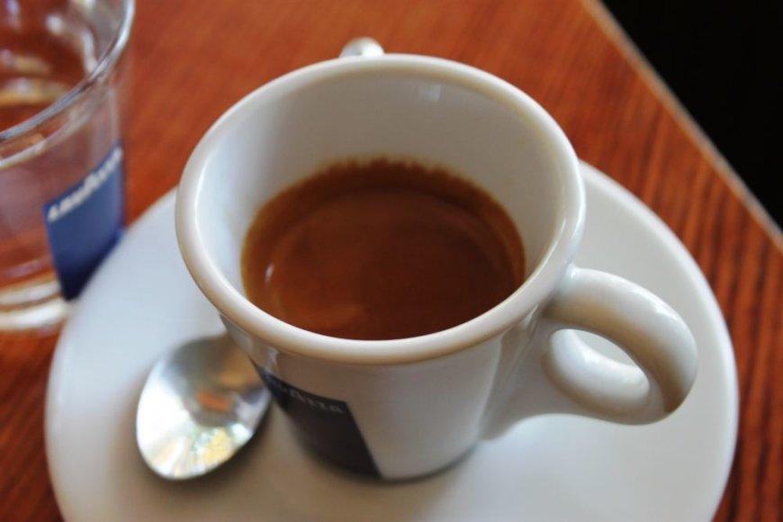 "Teisingas puodelis espreso – ""Boulangerie"""