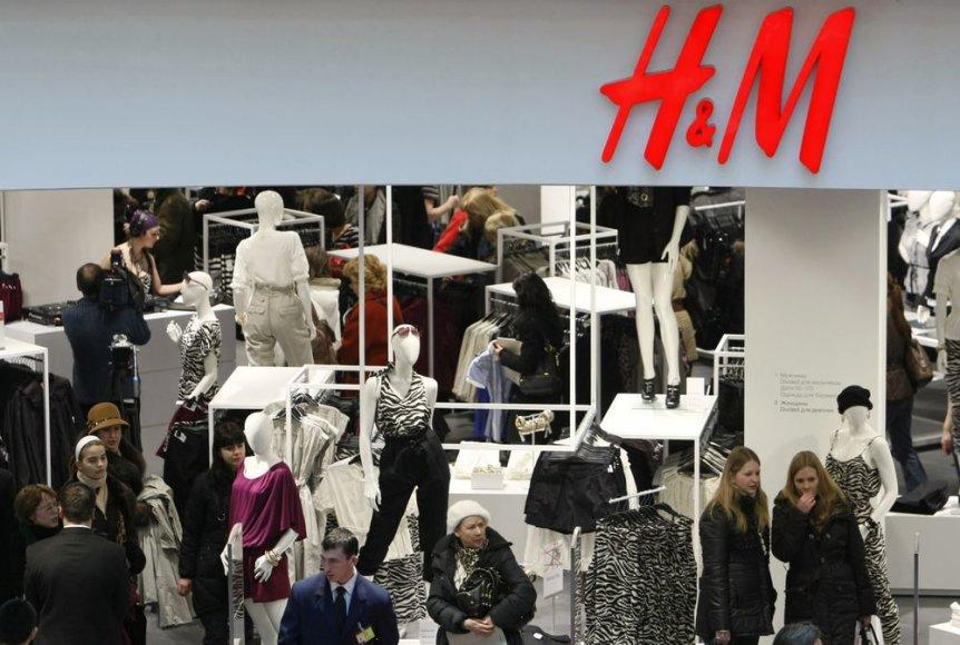 Parduotuvė H&M