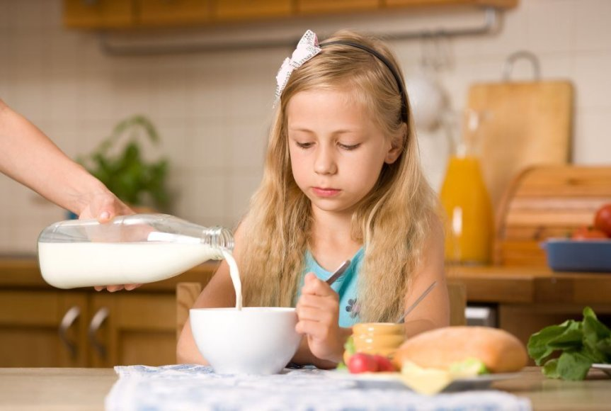 Įvairioms medžiagoms alergiškų vaikų skaičius kasmet vis didėja.
