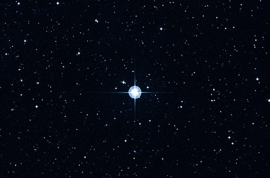 """Žvaigždė """"HD 140283"""" yra viena iš netikėčiausių astronomijos mįslių. Mat jai, kaip manoma, turėtų būti 14,5 mlrd. metų (su 0,8 mlrd. metų paklaida)."""