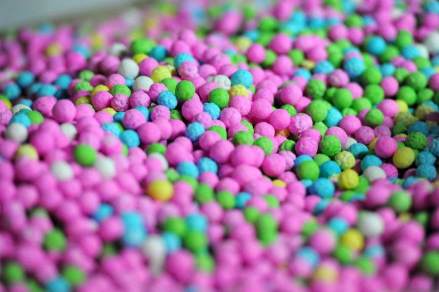 Ar iš tikrųjų galima valgyti saldumynus?