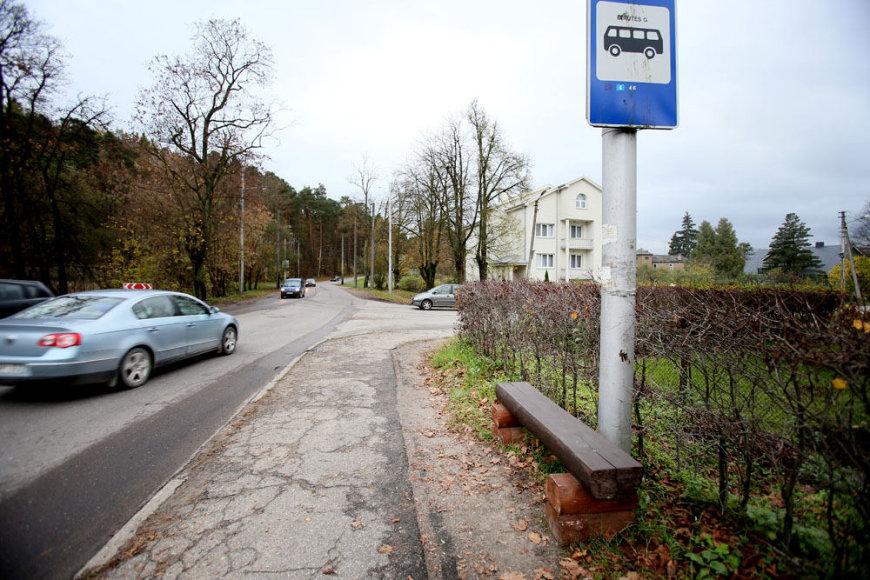 Kauno stotelės