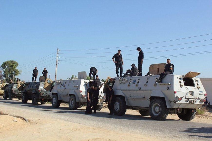 Egipto saugumo pajėgos