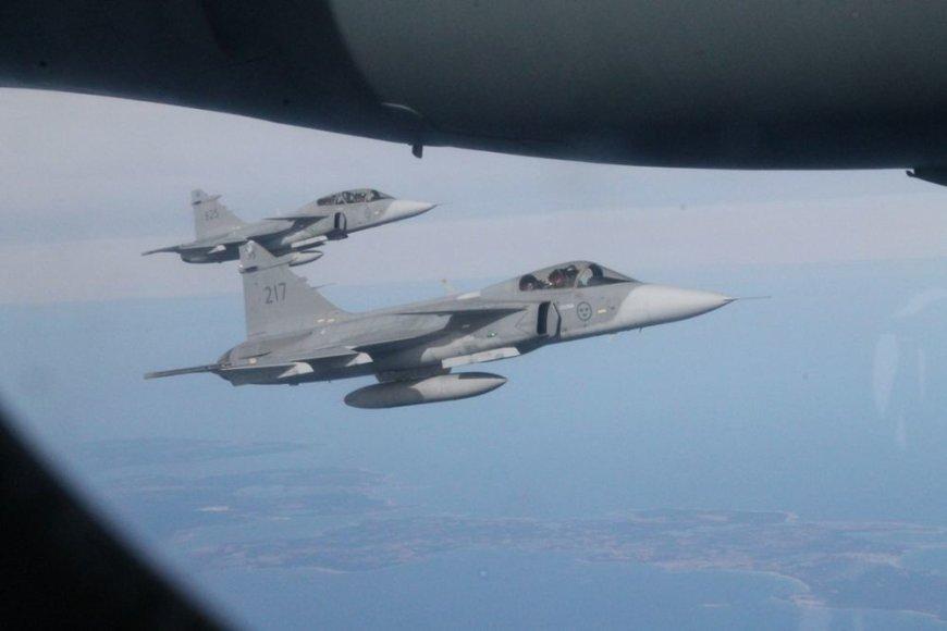 NATO naikintuvai