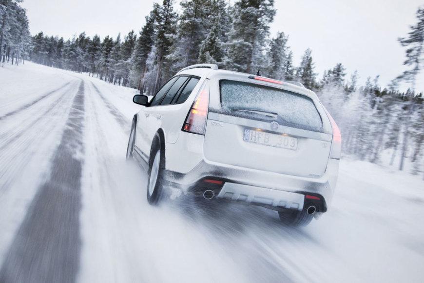 Žiemos kelias – kupinas pavojų