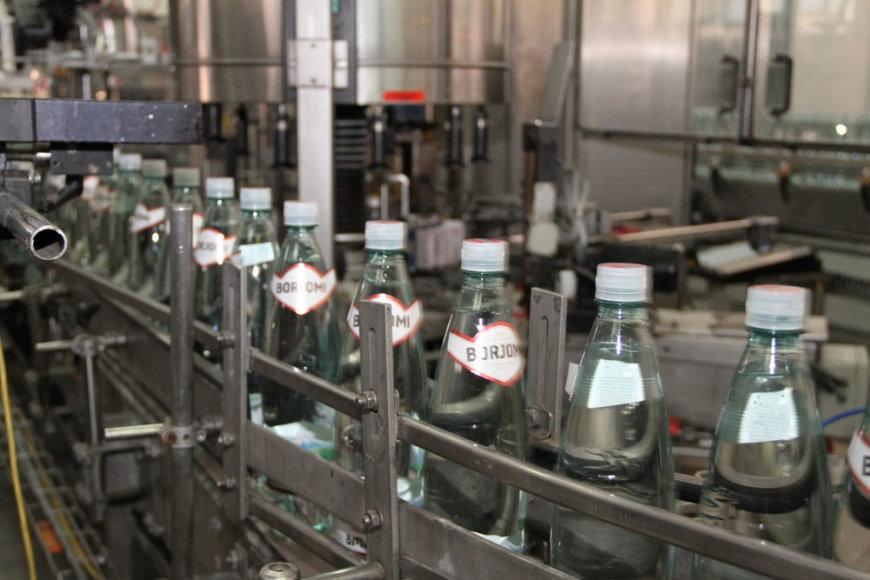 Boržomio gamykloje
