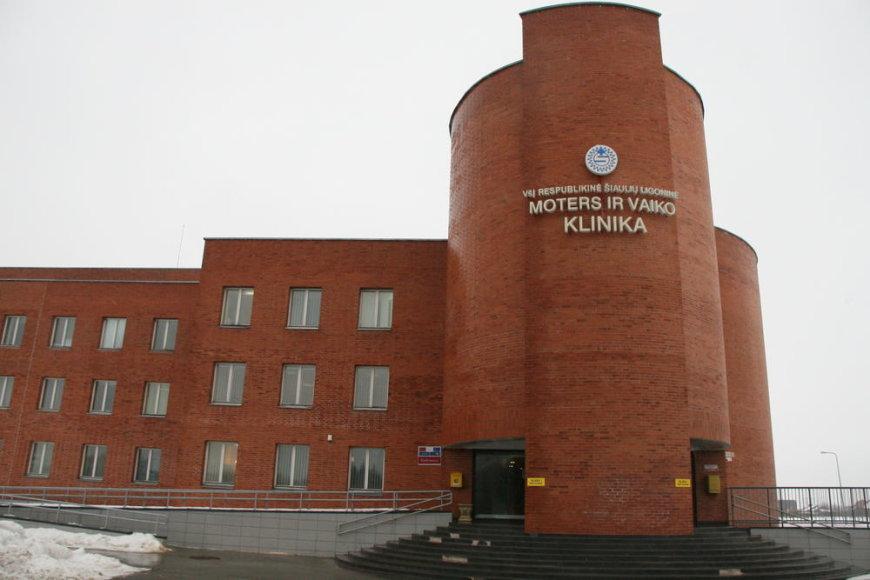 Šiaulių ligoninė jau perpildyta