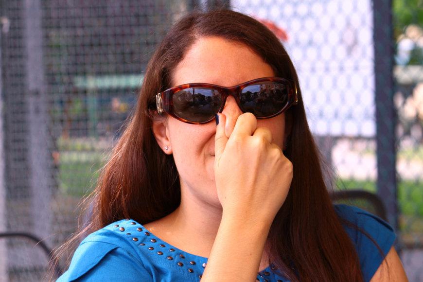 Nemalonu, kai iš burnos sklinda negeras kvapas