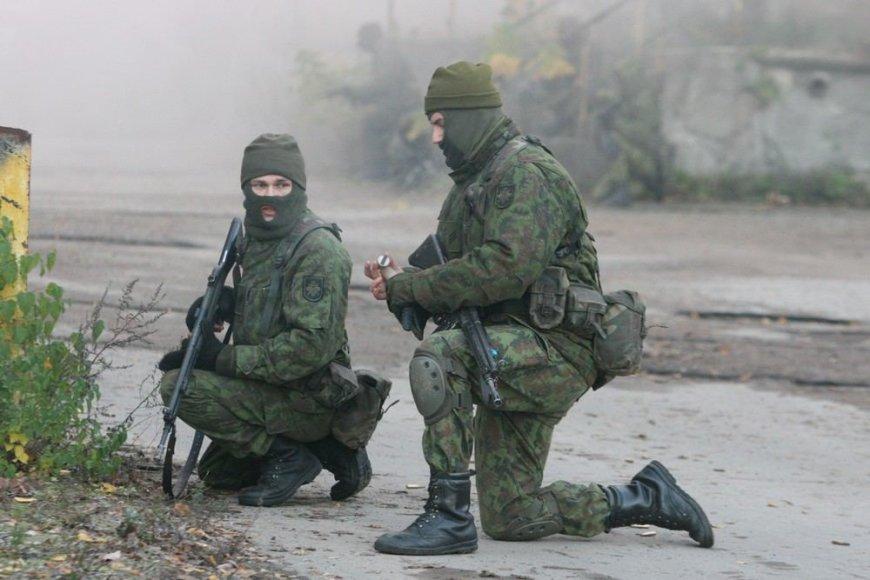 """Šiauliuose vyksta karinės pratybos """"Saulės kirtis 2014"""""""