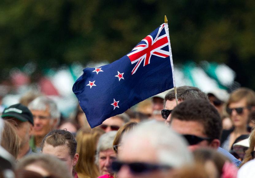 Naujosios Zelandijos vėliava