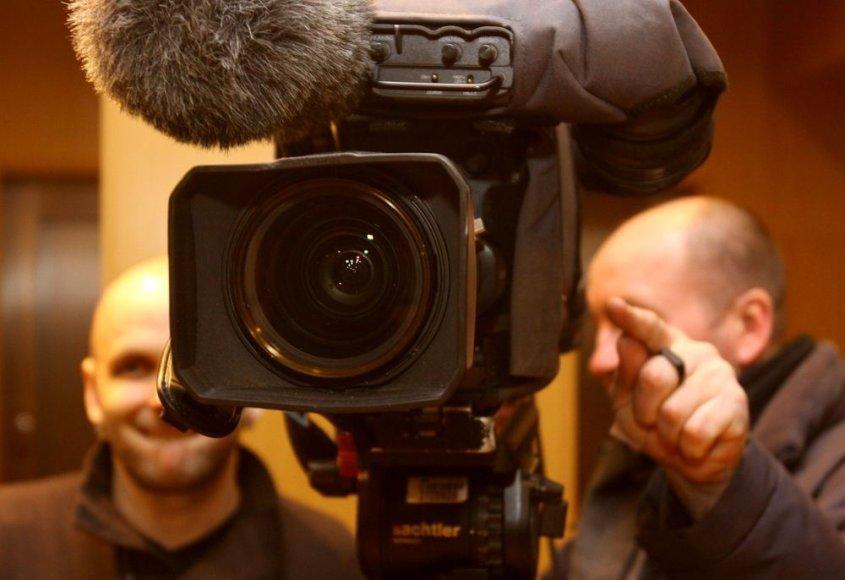 Operatorius, video kamera