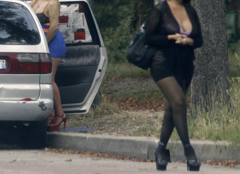 Prostitutės Paryžiaus Bulonės miške