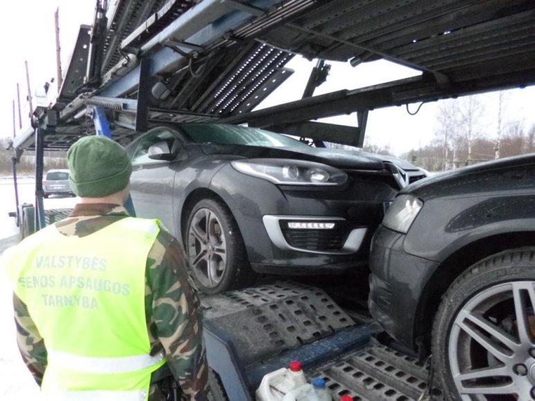 "Vogtas automobilis ""Renault Megane"""