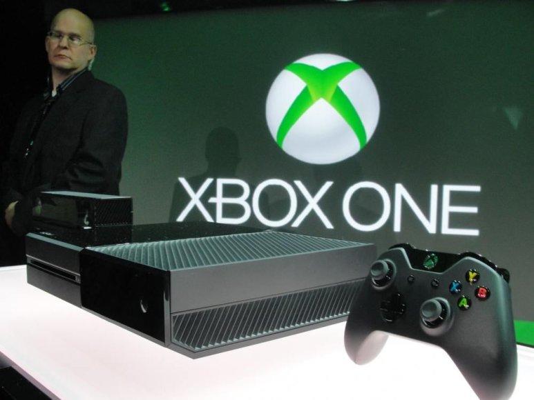 """Žaidimų konsolė """"Xbox One"""""""