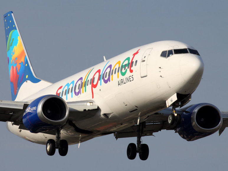 Small Planet Airlines