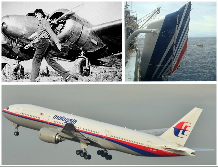 Lėktuvų katastrofos
