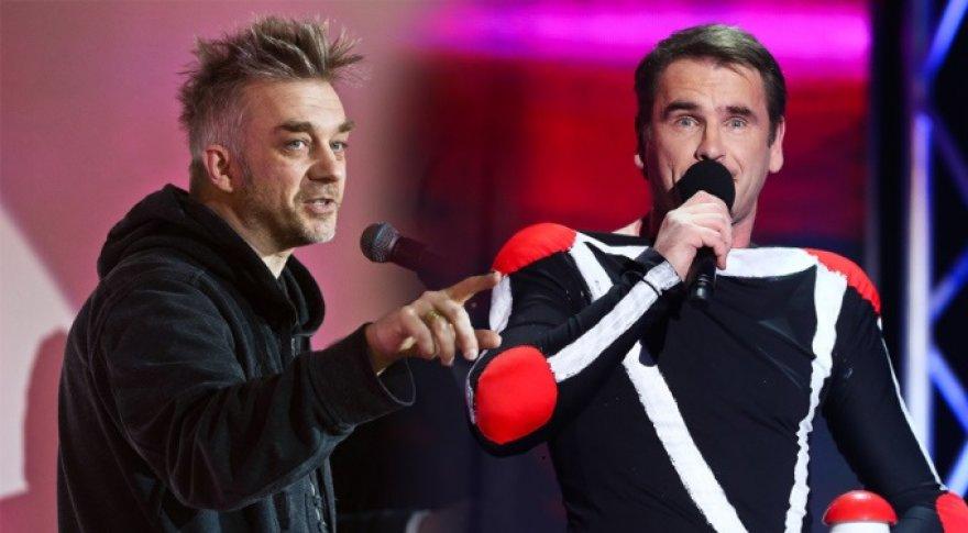 Andrius Mamontovas ir Marijonas Mikutavičius