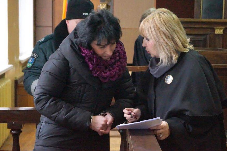 Gydytoja odontologė Asta Masulevičienė kaltinama žalojusi pacientus
