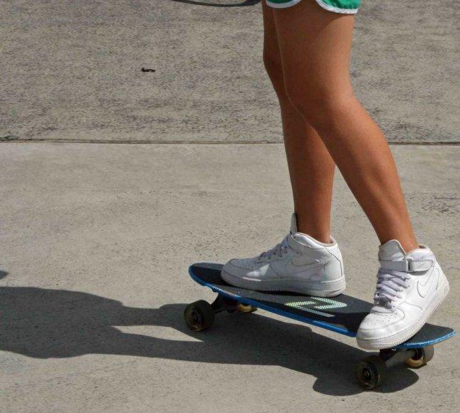 Paauglių sportas