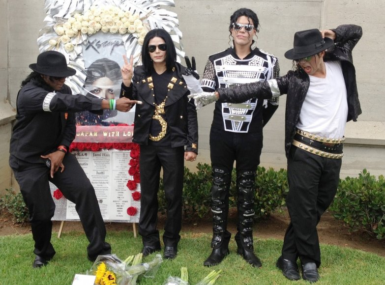 Michaelo Jacksono antrininkai