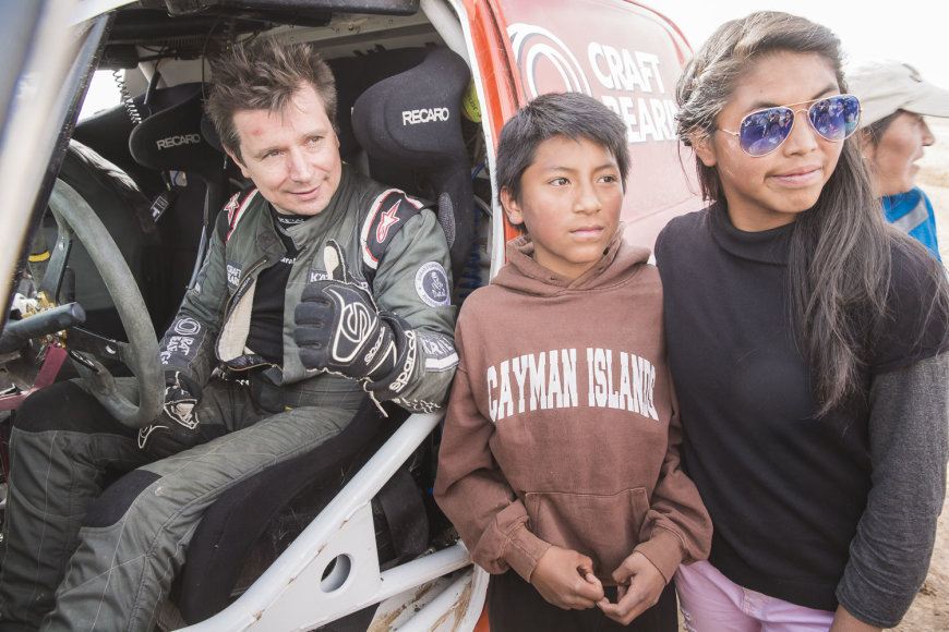 Penktas Dakaro ralio etapas