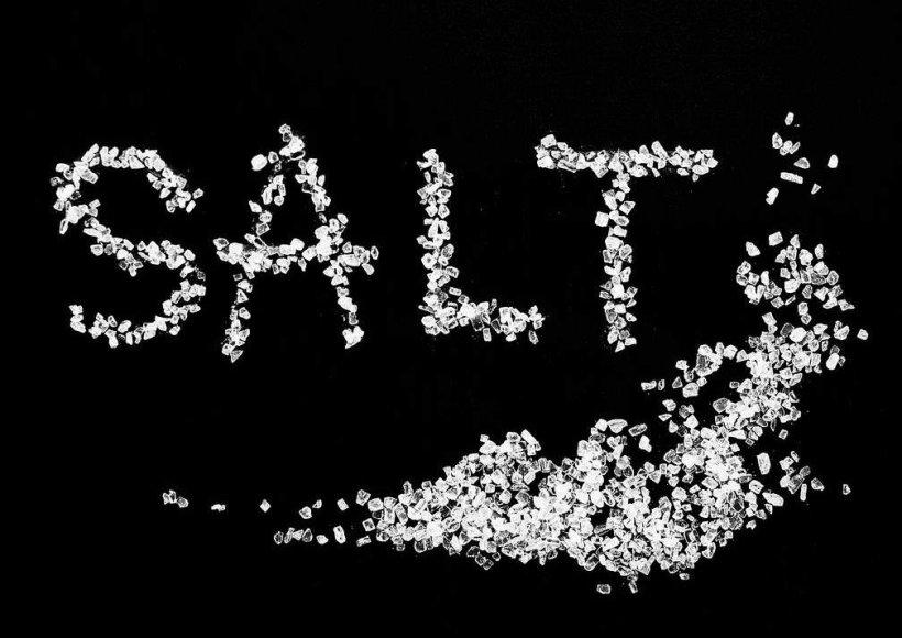 Druska – naudinga ar žalinga?