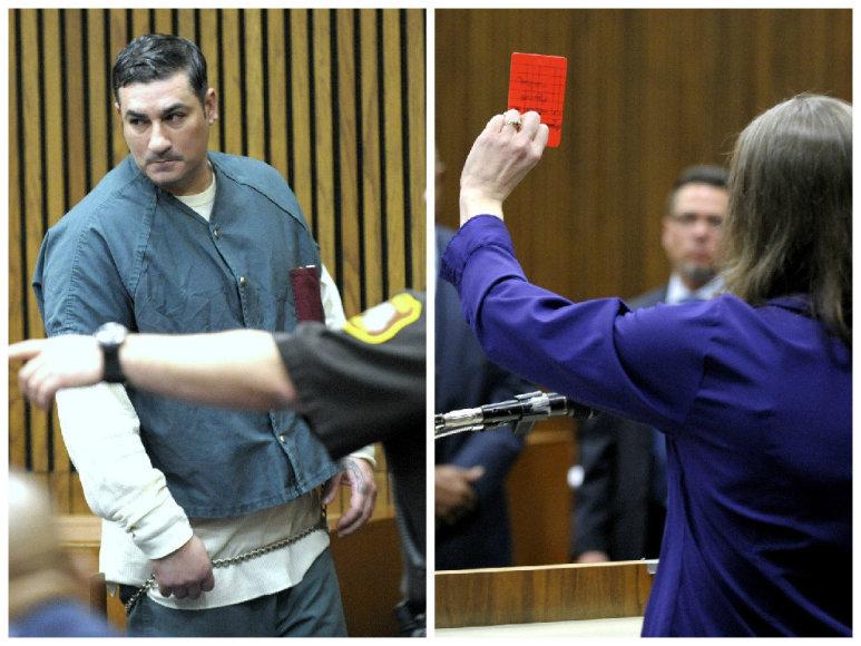 Teisėjo žmona parodė raudoną kortelę