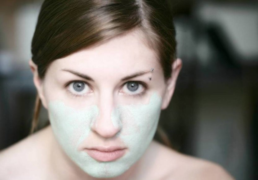 Kaip pasigaminti kaukę veidui?