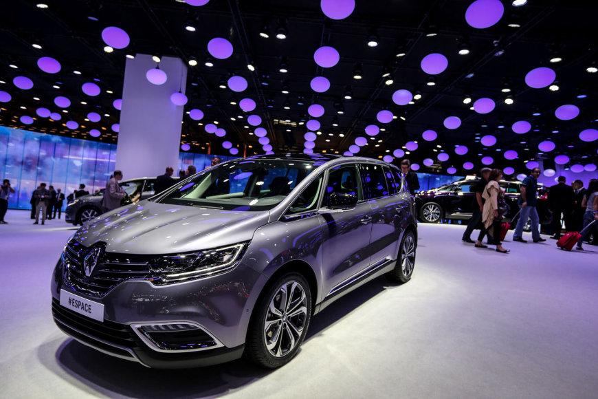 "Erdvusis ""Renault Espace"""