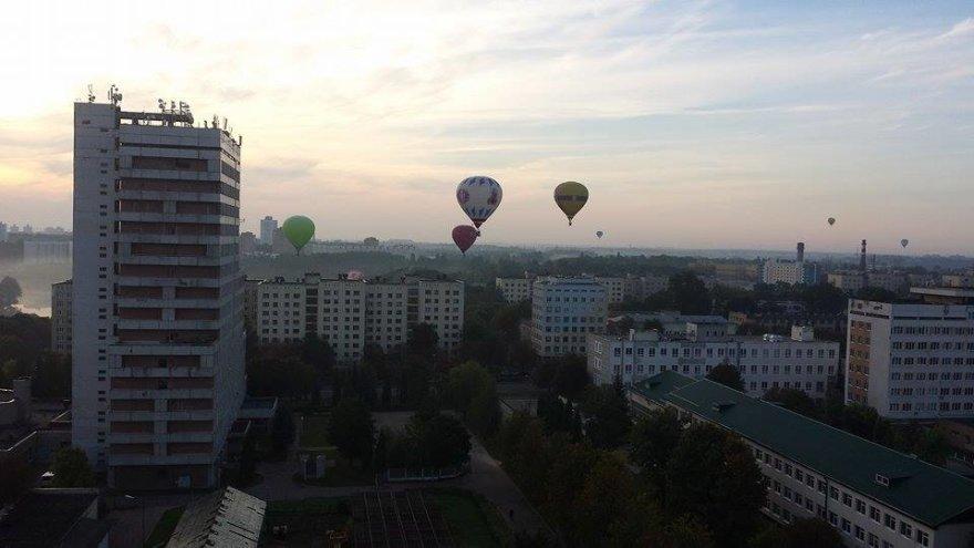 Baltarusijos karšto oro balionų čempionatas