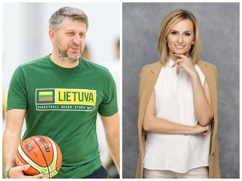 Darius Maskoliūnas, Lina Paukštė